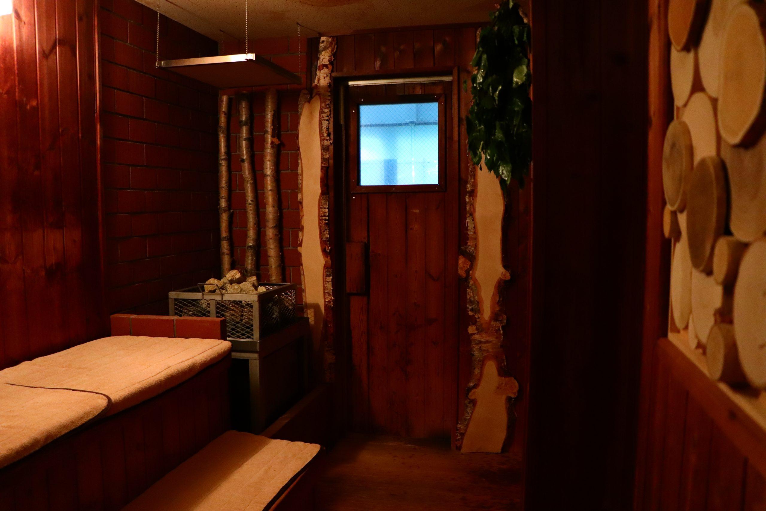 Tokachi sauna