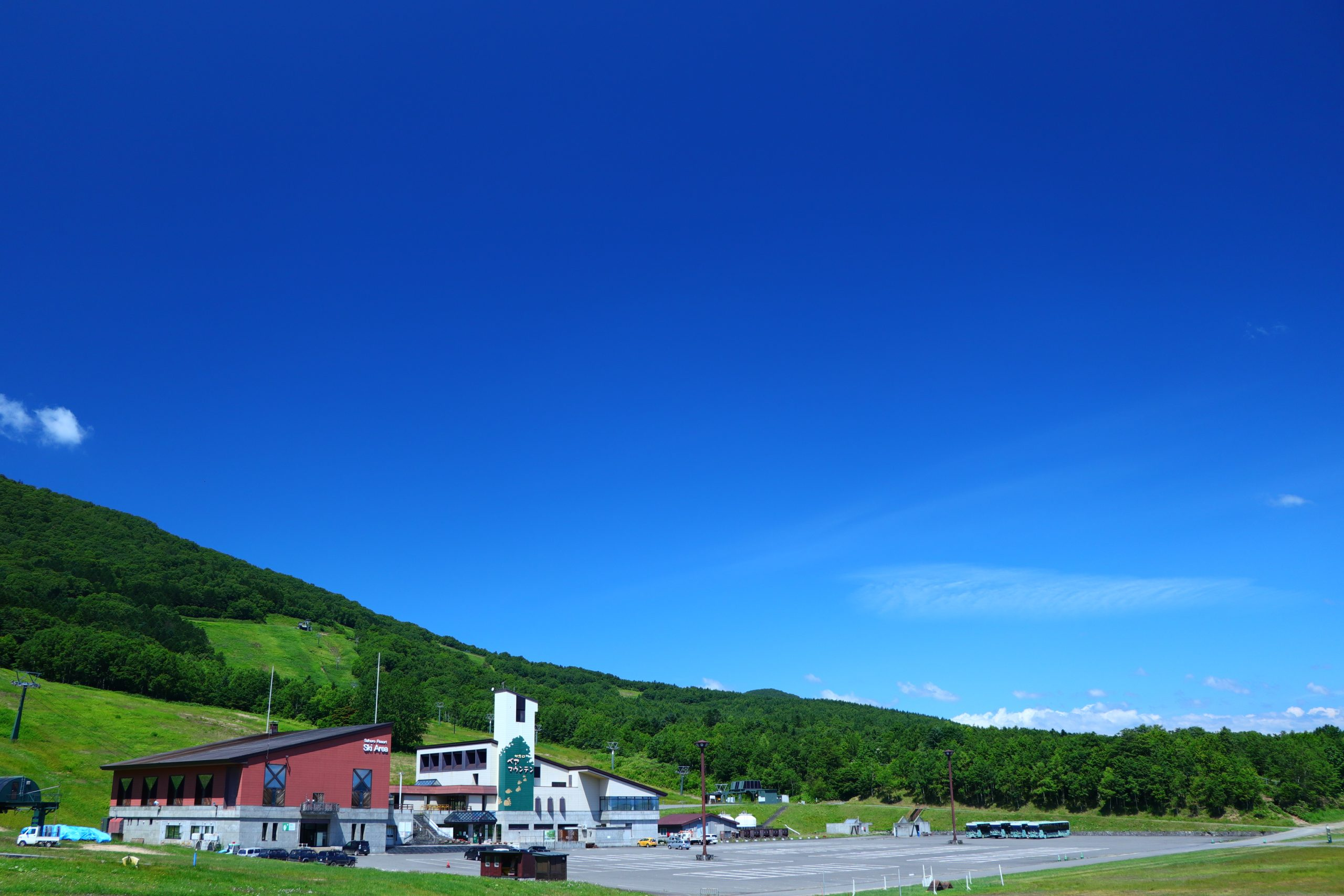 Bear Mountain Entrance and Parking